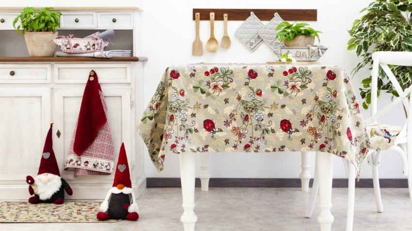 Tovaglia quadrata: accenti di stile in cucina - Dalani e ora Westwing