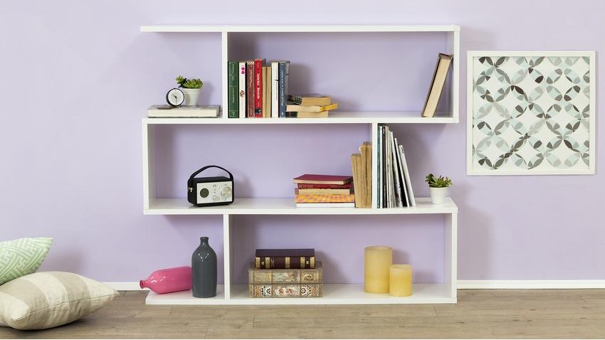Libreria componibile mobili e ripiani a parete dalani e ora westwing - Mensole da parete design ...