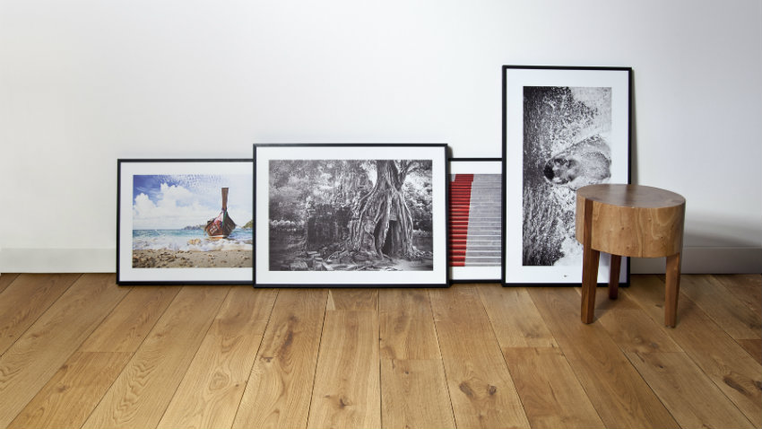 Poster con cornice vintage e dalle stampe esclusive for Cornice bianca foto