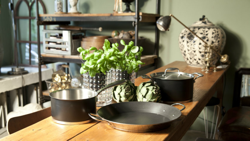 Cucina in legno grezzo: stile country chic | WESTWING