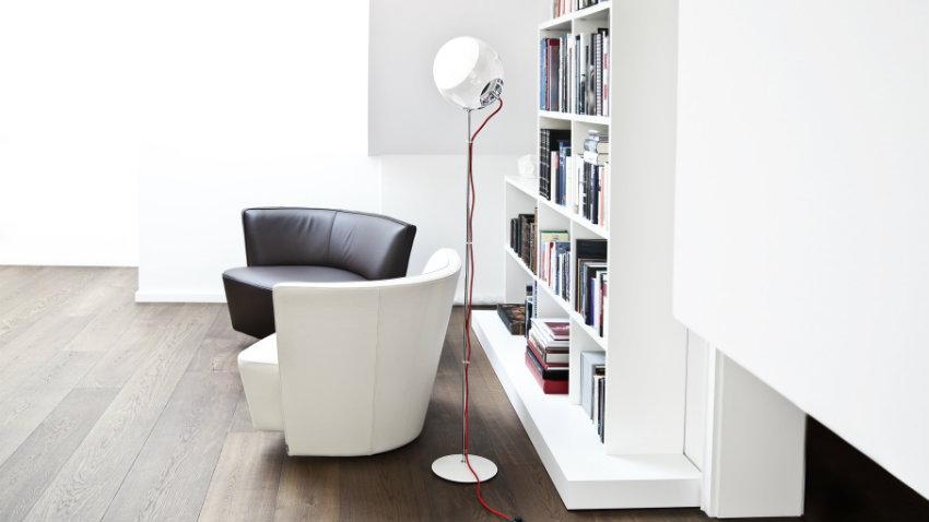 Lampade da terra moderne: illuminazione di design - Dalani e ora ...