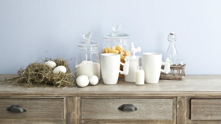 DALANI | Soprammobili per cucina: golosi dettagli di stile