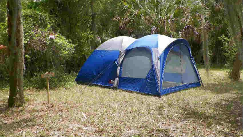 Tende da campeggio must have per l 39 outdoor dalani e ora westwing - Bagno da campeggio ...