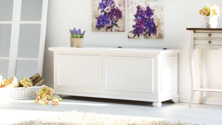 Cassapanca Bianca Moderna.Cassapanca Di Design Ordinare Con Stile In Casa Dalani E