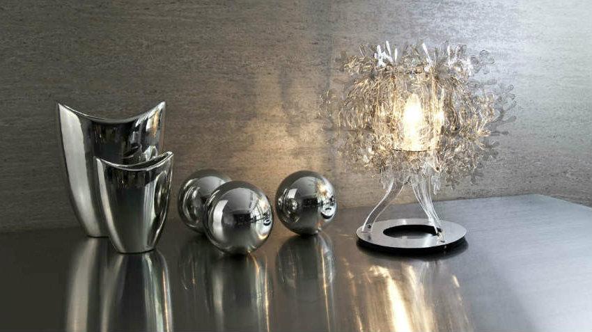 Lampade da tavolo di design illuminazione chic dalani e - Lampade da tavolo di design ...
