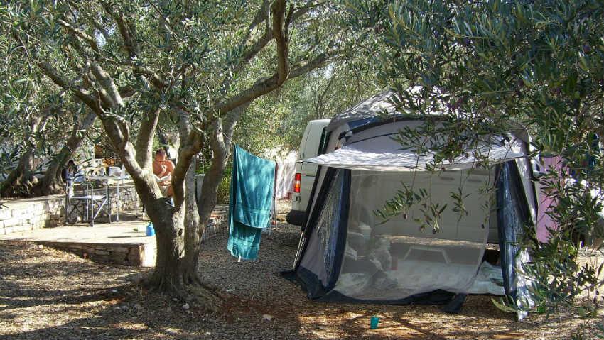 Materassino da campeggio