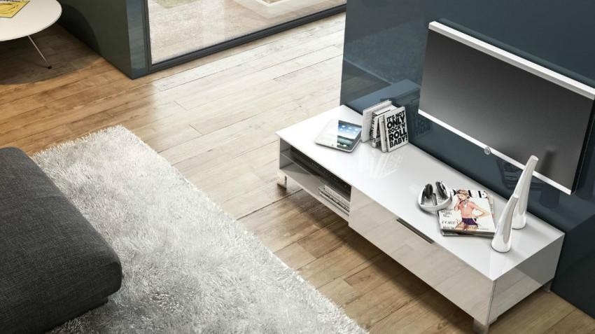 Tavolini In Vetro Porta Tv : Mobili porta tv di design: per soggiorno moderno dalani e ora westwing