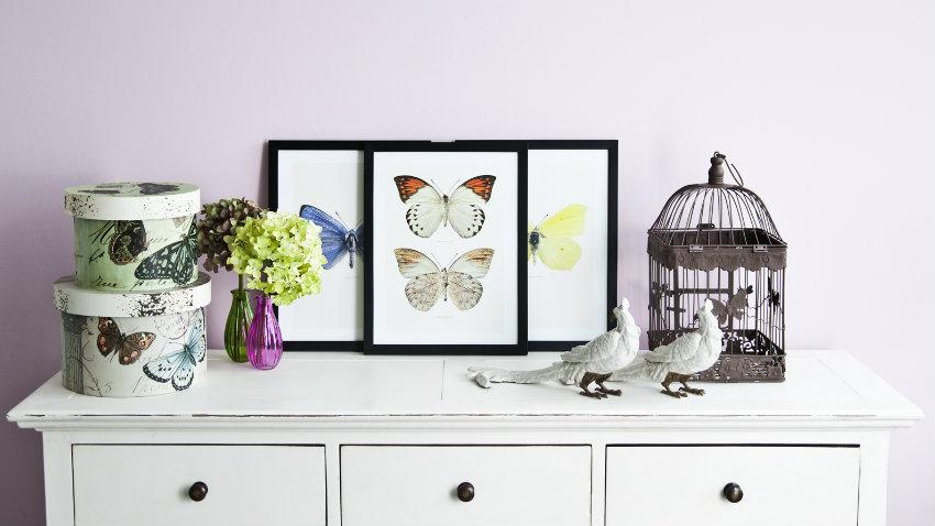 Quadri con farfalle colore e leggerezza dalani e ora - Dalani quadri classici ...