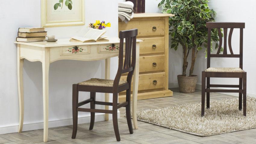 Mobili in legno idee per arredare la casa dalani e ora for Arredamento soggiorno stile provenzale