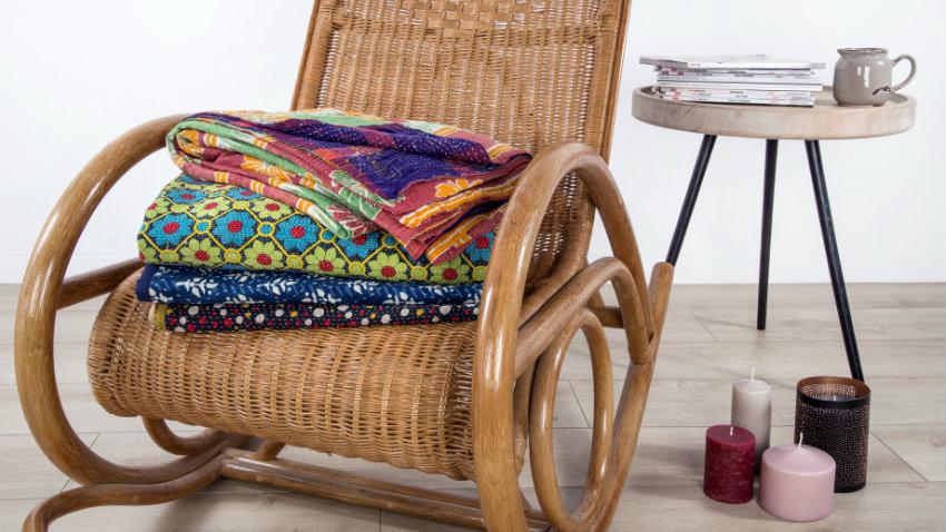 Sedie in giunco il fascino della semplicit dalani e for Tavolino e sedia montessori