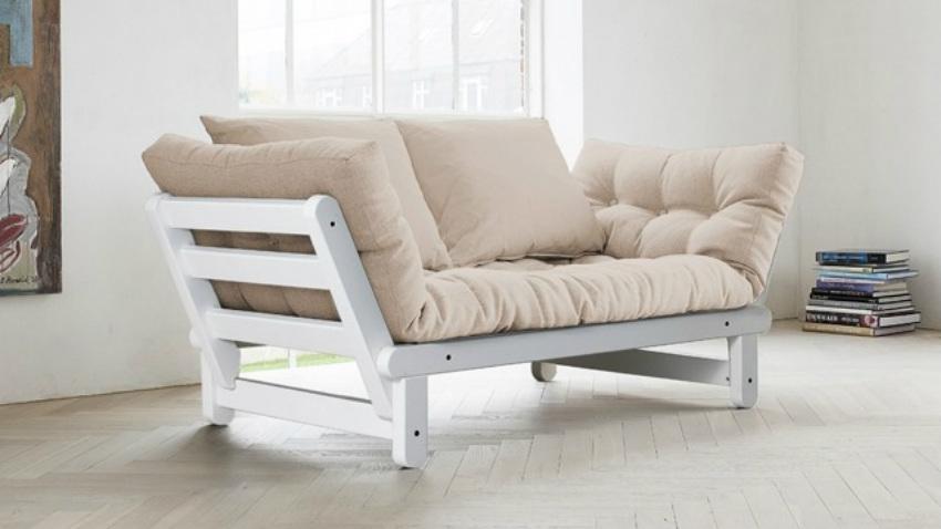 WESTWING | Divano letto futon: materasso della filosofia zen