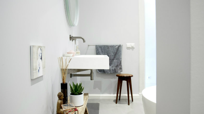 Bagno in stile industriale essenzialit e comfort westwing dalani e ora westwing - Bagno stile industriale ...