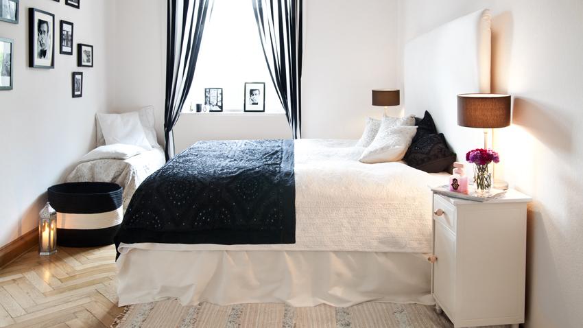 Tende a vetro per camera da letto: finestre di stile - Dalani e ora ...