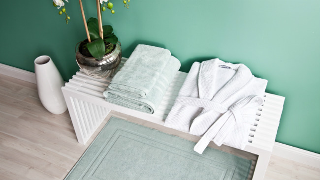 Pareti colorate suggerimenti per una casa di stile - Pareti colorate bagno ...