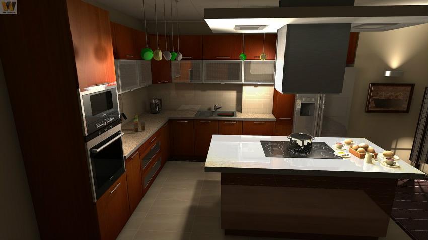 Cucina in ciliegio: tutta la poesia del legno | WESTWING - Dalani e ...