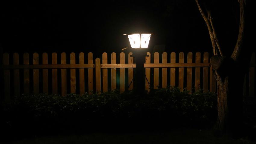 Lampioncini da giardino