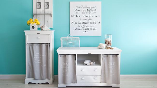 Pareti colorate suggerimenti per una casa di stile for Pareti colorate immagini