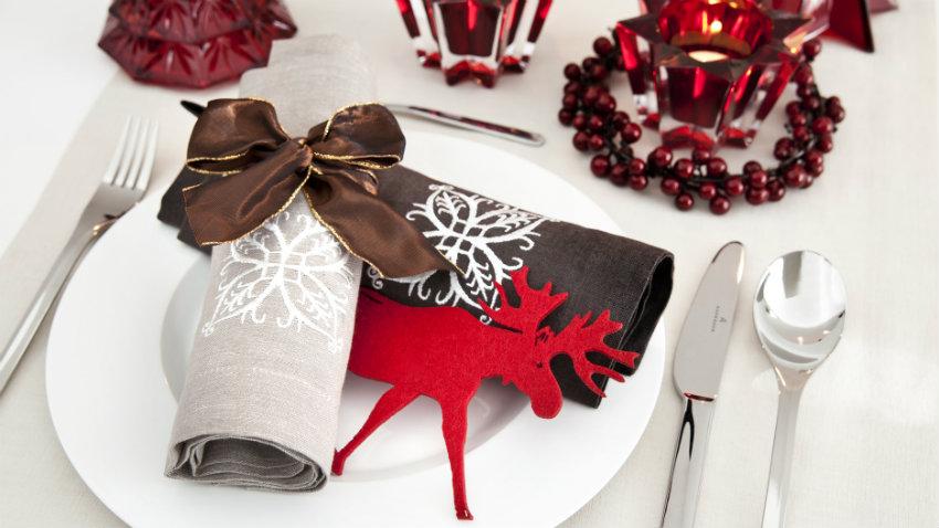 Amato DALANI | Addobbi natalizi in feltro: vesti la tua casa a festa! LR46