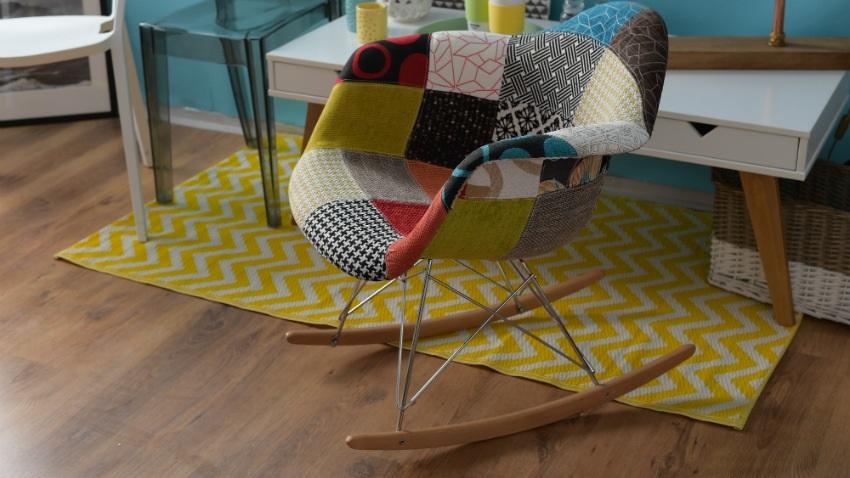 Sedia A Dondolo Di Design Tocco Di Stile In Casa Dalani