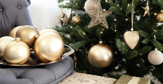 Zwart Wit Kerstdecoraties : Tips en trucs voor de perfecte kerstboom westwing