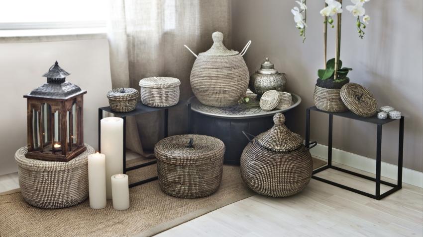 Handige veelzijdige manden westwing for Japanse stijl interieur
