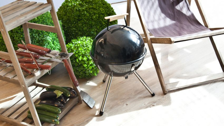 Barbecue tafel