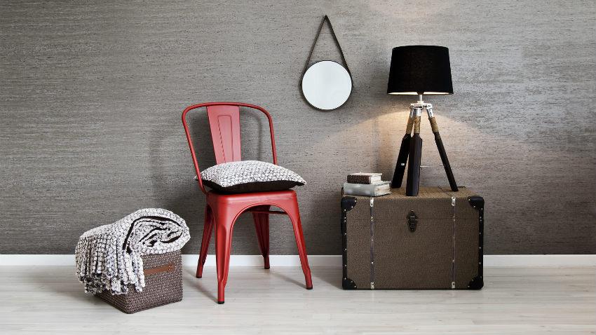 de eenvoudige trendy driepoot lamp in huis westwing