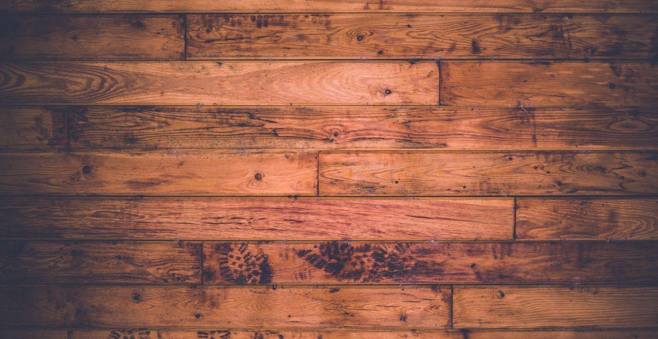 Steigerhout behang
