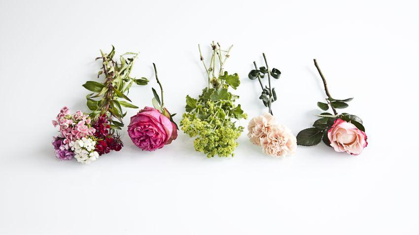 Prachtige, frivole kunstbloemen | Westwing