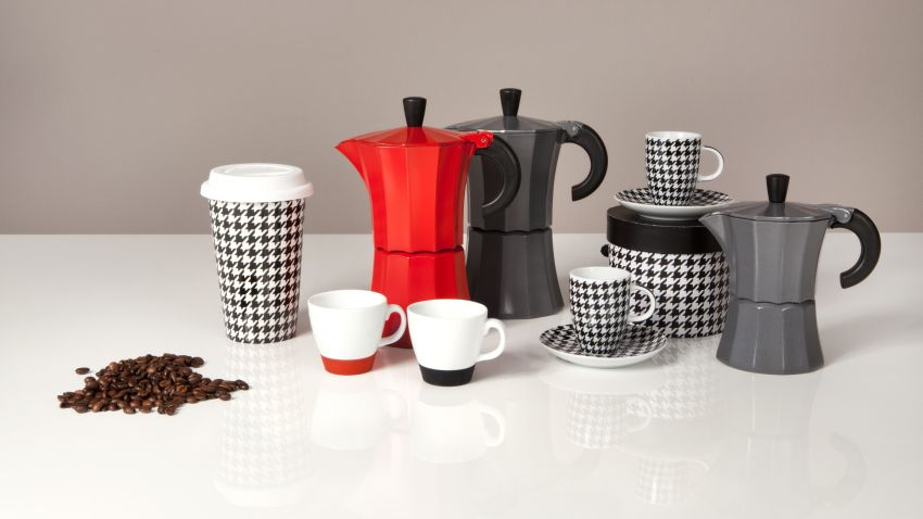 Koffiepadapparaat