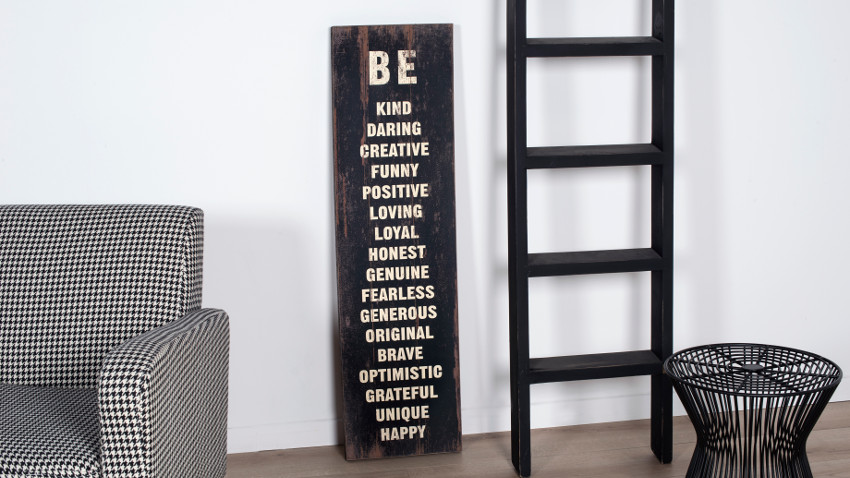 Perfect decoratiemateriaal de bamboe ladder westwing - Voor na deco ...