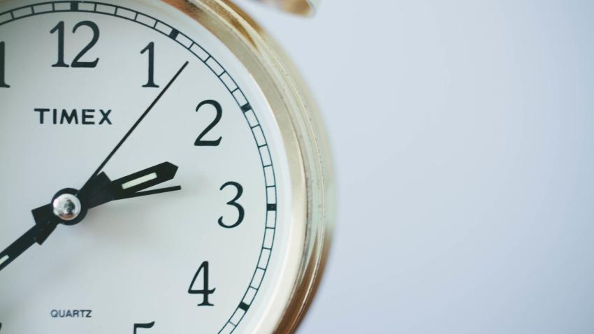 Horloge opwinder