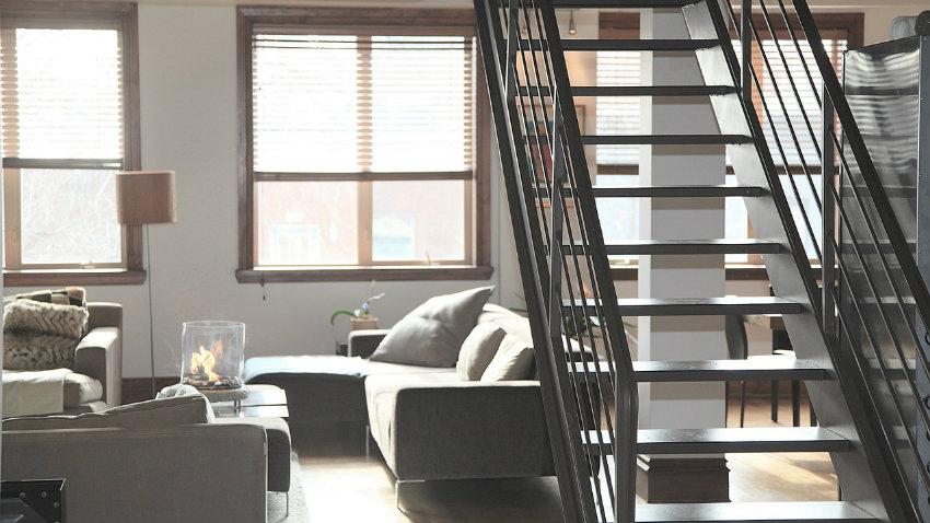 Houten Trap Ideeen : De stijlvolle houten trapleuning in huis westwing