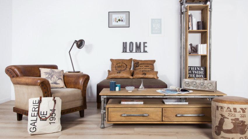 Industri le kast een stoer item in de huiskamer westwing for Mobili da sala ad angolo