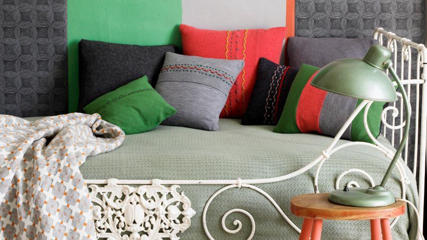restyle je slaapkamer en kies een metalen bed westwing