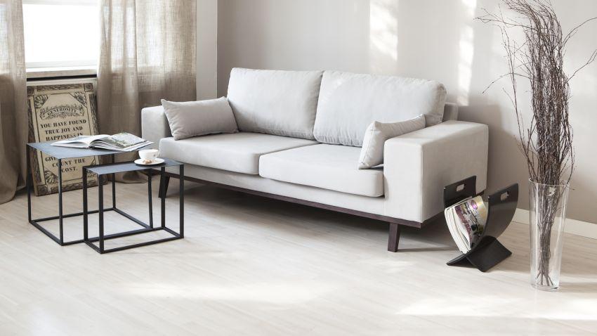 Het linnen gordijn - voor warmte en licht in je huis | Westwing