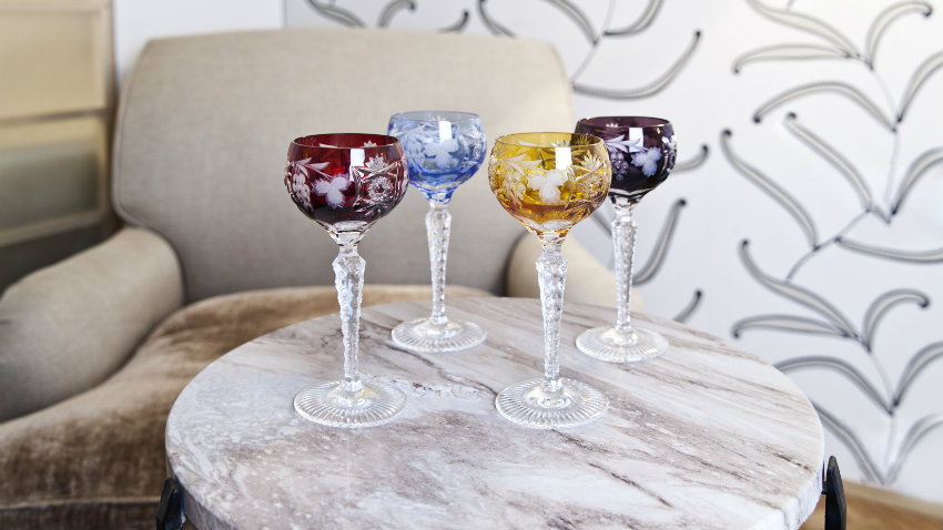 Plastic cocktailglazen