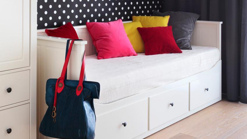 bespaar ruimte met een uitschuifbaar bed westwing