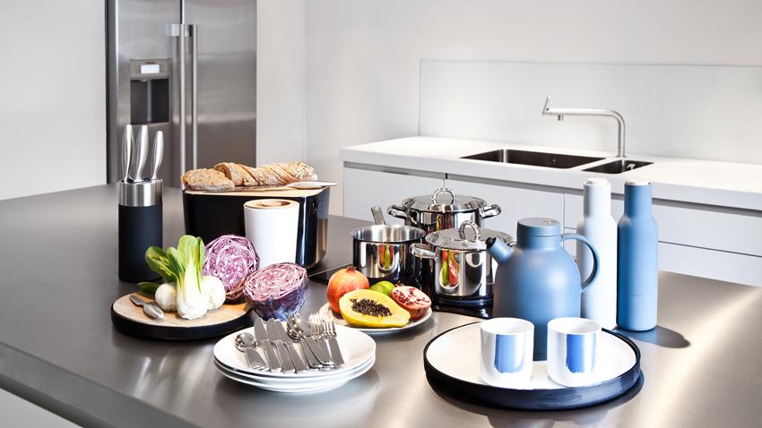 Keuken Trolley Keukenverlichting : Stenen keukenblad: duurzaam en korting tot 70 % westwing