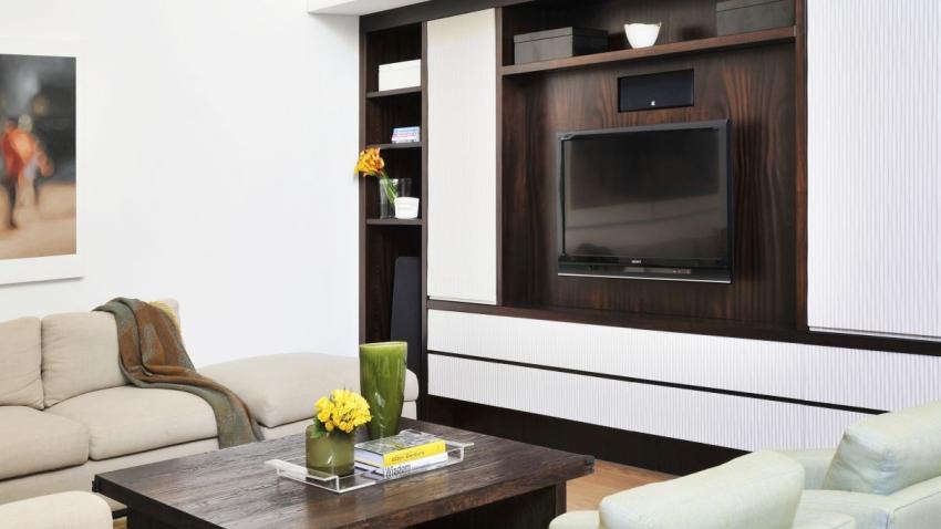 Wit tv meubel