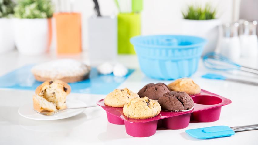 Mini cupcake vormpjes