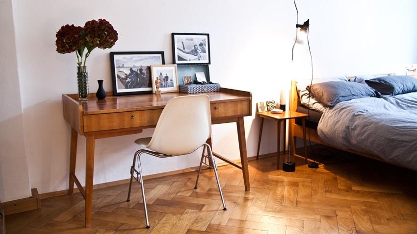 een stijlvol smal bureau vind 39 m hier m t korting westwing. Black Bedroom Furniture Sets. Home Design Ideas