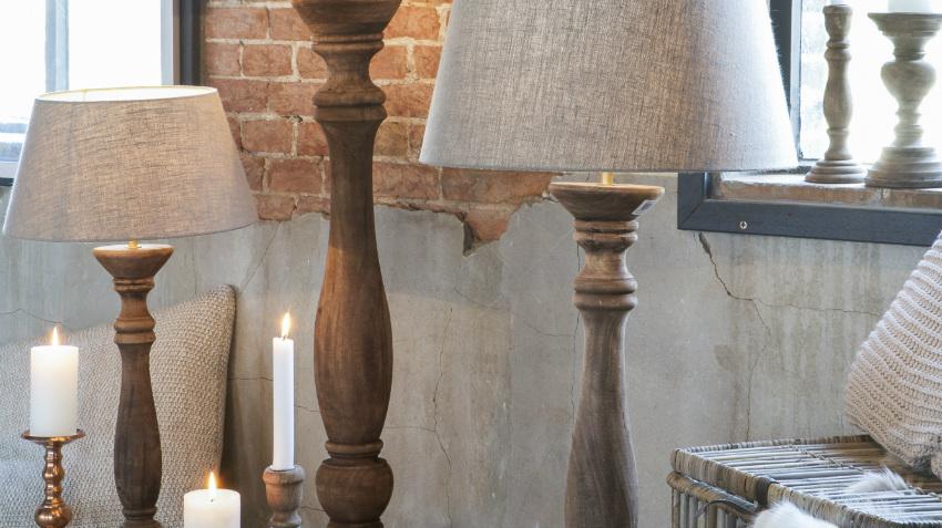 Landelijke lampen: authentieke sfeermakers! | Westwing
