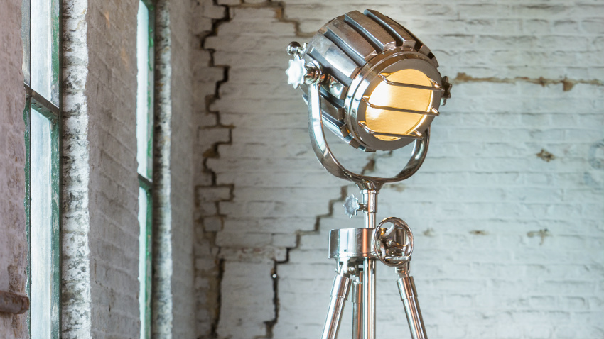 Shop hier je vintage retro wandlamp mét korting! | Westwing
