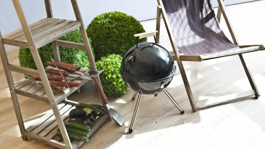 Barbecue schort