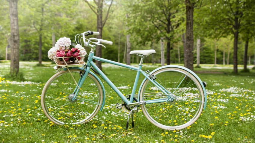 Meisjes fietstas