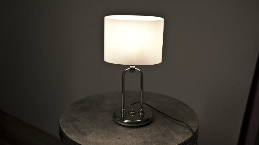shop hier je strakke moderne tafellamp mà t korting westwing