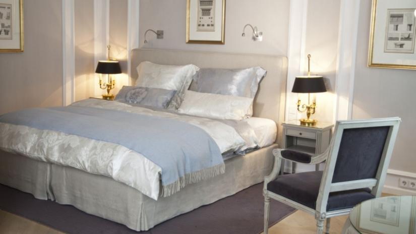 sypialnia klasyczna