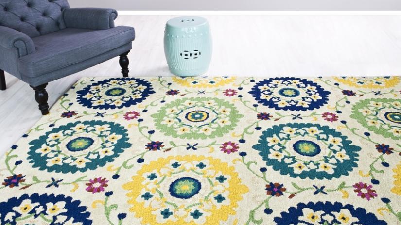 Dywany dla wielbicieli pi knych wn trz westwing for Alfombras exterior ikea
