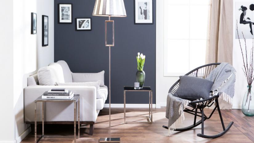lampy podłogowe do salonu